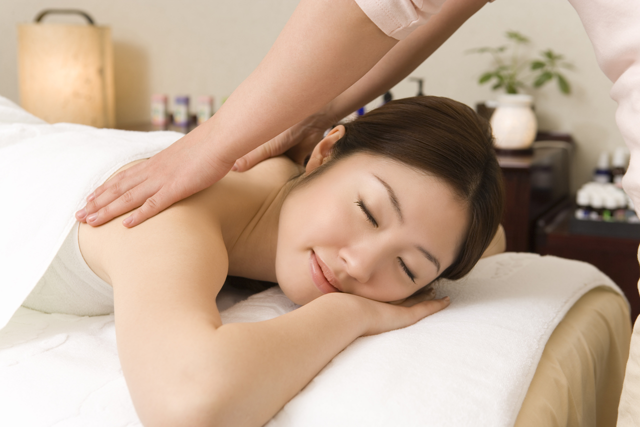 Massage therapist